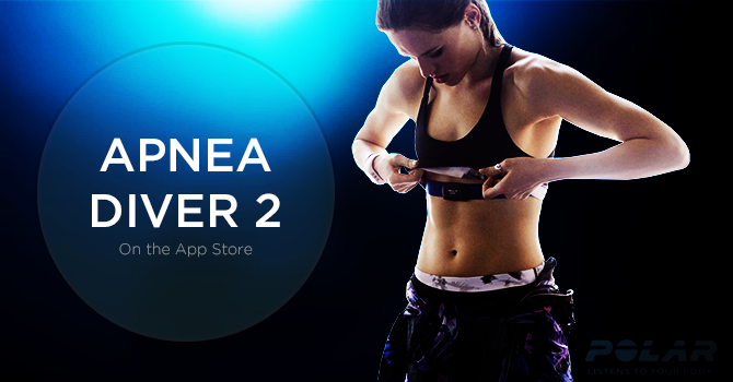 Apnea Diver 2 is on the App Store!